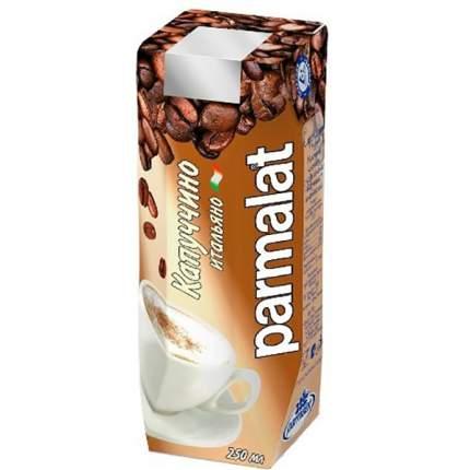 Коктейль Parmalat cappuccino italiano капуччино с кофе и какао молочный 1.5% 250 мл