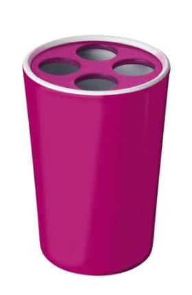 Стаканчик для з/щетки Fashion фиолетовый