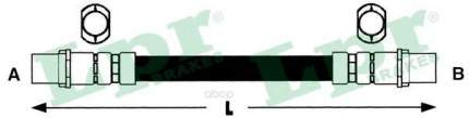 Шланг тормозной Lpr 6T47947