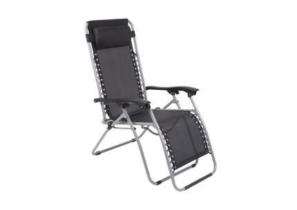 Кресло-шезлонг Go Garden Fiesta 50306 черный