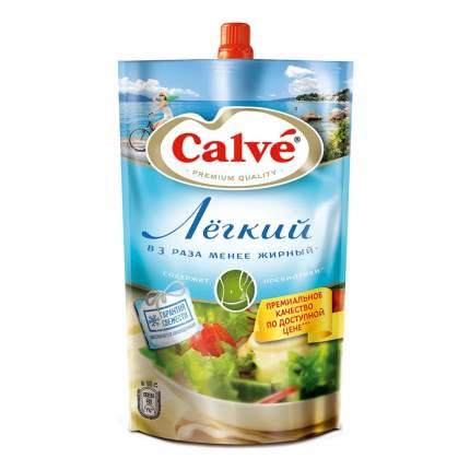 Соус Calve майонезный легкий с натуральными цитрусовыми волокнами 20% с дозатором 400 г
