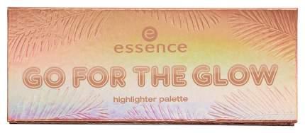 Хайлайтер essence Go For The Glow тон 02 The Warms 12 г