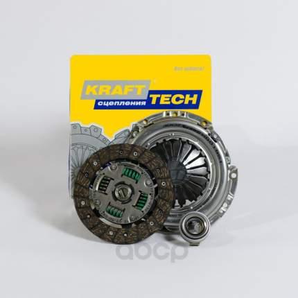 Комплект сцепления KraftTech для Chevrolet Aveo 1.2, Matiz 1.0 W00185G