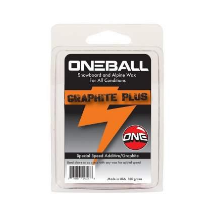Парафин Oneball Black Magic Graphite Bar для всех температур 165 г