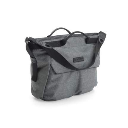 Сумка BUGABOO для мамы changing bag grey melange new