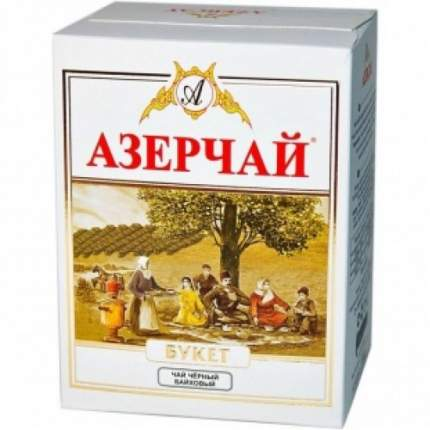 Чай черный Азерчай листовой  букет 200 г