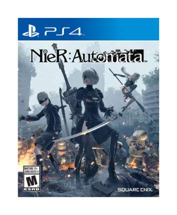 Игра NieR: Automata Game of the Year для PlayStation 4