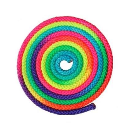 Скакалка гимнастическая Jabb АВ253 300 см multicolor