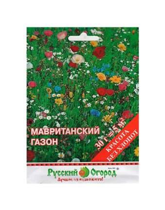 Семена Газон Мавританский, 30 г Русский огород