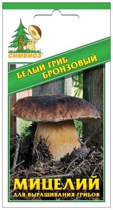 Мицелий грибов Зерновой Белый гриб Бронзовый, 30 мл Симбиоз