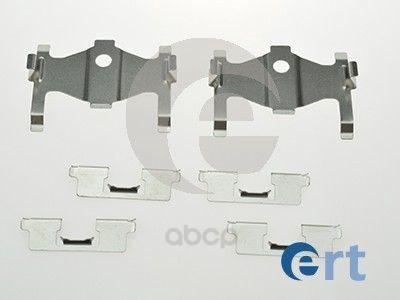 Комплект монтажный тормозных колодок Ert для Hyundai Lantra II 95-/Kia cerato 05- 420118