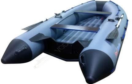Лодка рыболовная ProfMarine 330 Air серая