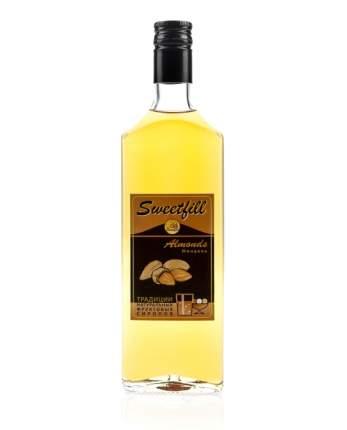 Сироп Sweetfill миндаль стекло 500 мл