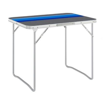 Стол складной Zagorod T100 (синий)