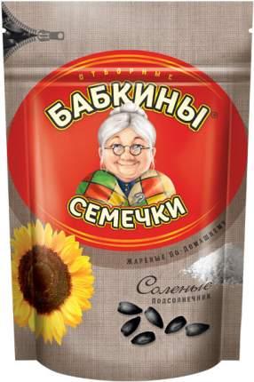 Семечки Бабкины жареные соленые 300 г
