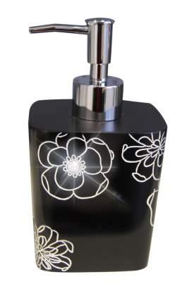Дозатор для жидкого мыла Diamond черный