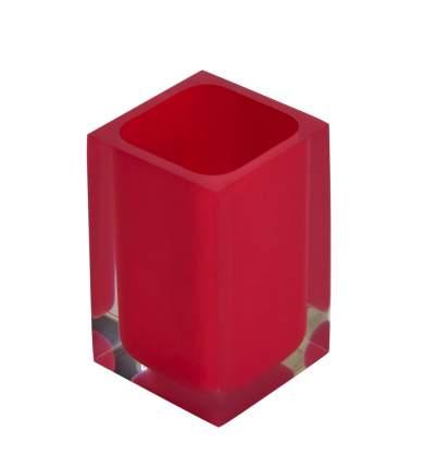 Стаканчик Colours красный