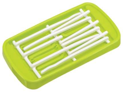 Сушка для детской посуды Happy Baby Foldable Drying Rack Grass