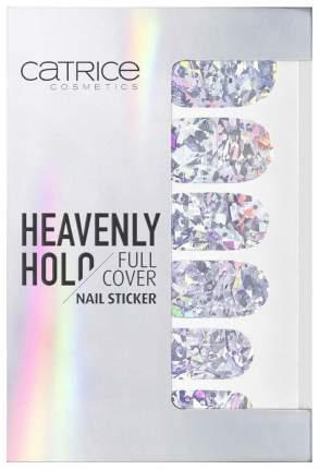 Наклейки для ногтей Catrice Heavenly Holo Full Cover Nail Sticker