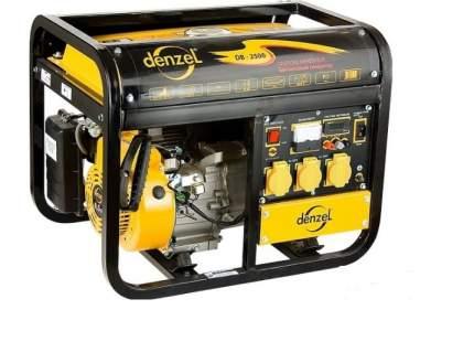 Бензиновый генератор DENZEL DB2500 94652