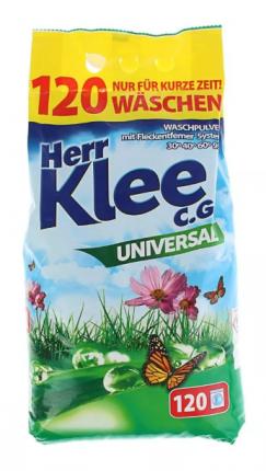 Порошок  Herr Klee стиральный универсальный  10 кг