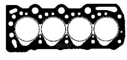 Прокладка гбц GLASER H1761010