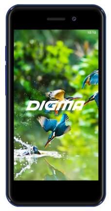 Смартфон Digma A453 3G Linx 8Gb Blue