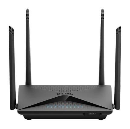Wi-Fi роутер D-Link DIR-853 Black