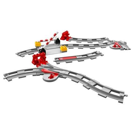 Конструктор LEGO Duplo Town Рельсы 10882 LEGO