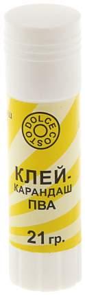 клей-карандаш Dolce Costo 21гр (упаковка 4шт)