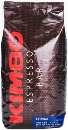 Кофе зерновой Kimbo Extreme