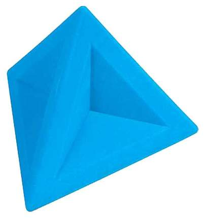 Ластик Brunnen Треугольный BR29974-32