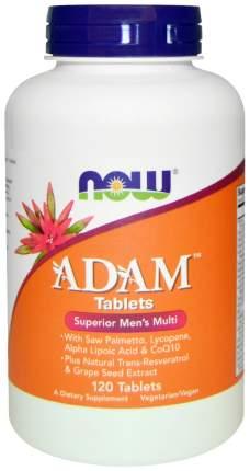 Витаминно-минеральный комплекс NOW Adam Male Multi таблетки 120 шт.