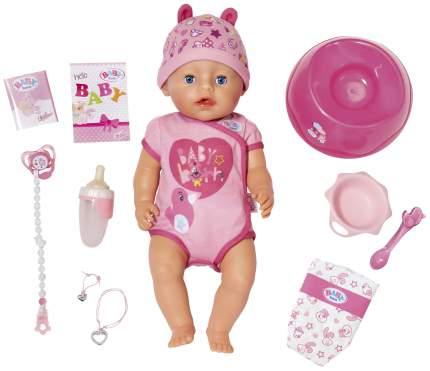 Интерактивная кукла Baby born 43 см Zapf Creation 825-938