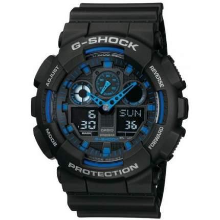 Спортивные наручные часы Casio G-Shock GA-100-1A2