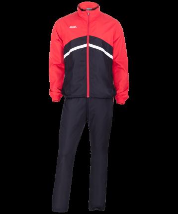 Спортивный костюм Jogel JLS-4401-621, черный/красный/белый, M INT