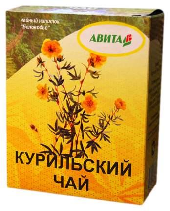 Курильский чай Авита 30 г