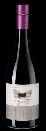 Вино Le Grand Noir Pinot Noir, Les Celliers Jean d'Alibert, 2017 г.