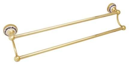 Держатель для полотенец Fixsen Bogema Gold Трубчатый FX-78502G