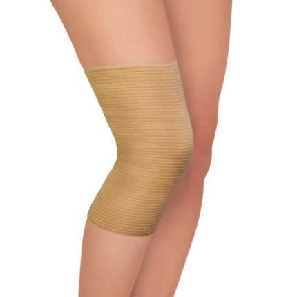 Бандаж ортопедический Польза 802, коленный бежевый