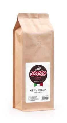 Кофе в зернах Caffe Carraro Gran Crema 1 кг