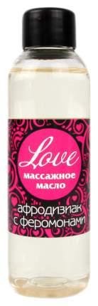 Массажное масло Биоритм Love с феромонами 75 мл