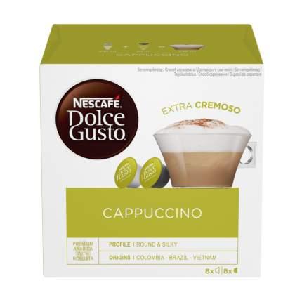 Кофе в капсулах Nescafe Dolce Gusto cappuccino 16 капсул