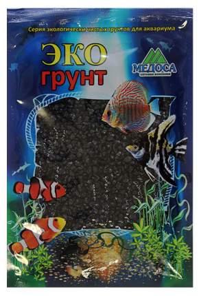 Грунт для аквариума ЭКОгрунт Черный кристалл 500049 1 кг