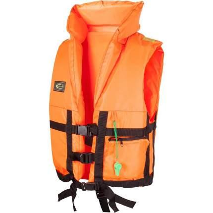 Жилет для рыбалки Восток ПР, оранжевый, 66-70 RU