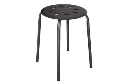Табурет Hoff 80293326 32х32х45,6 см, черный