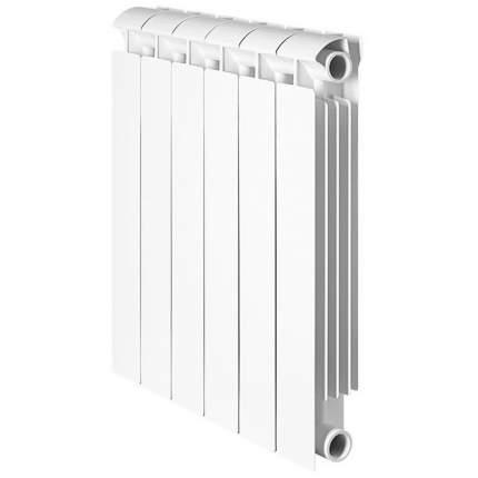 Радиатор алюминиевый Global 582x640 Klass 500 8