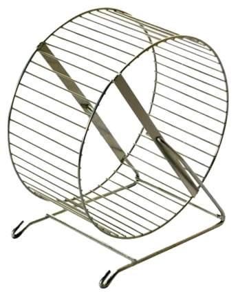 Беговое колесо для грызунов Дарэлл, металл, диаметр 9 см