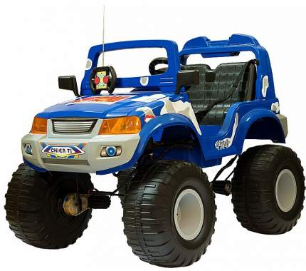 Электромобиль CHIEN TI OFF-ROADER CT-885 синий