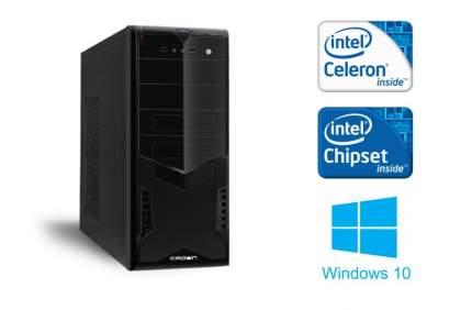 Офисный системный блок TopComp WO 3604650